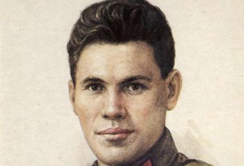 El legendario instructor político Vasily una hazaña de chatarra en el cruce Dubosekovo