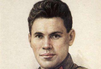 Legendary Politinstrukteur Vasily eine Schrott Leistung an der Kreuzung Dubosekovo
