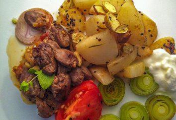Jak gotować serca kurczaka w multivarka