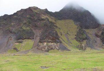 Arquipélago Tristan da Cunha: localização, descrição