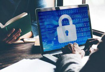 Das System sendet eine Warnung, wenn Ihre persönlichen Daten an das Internet durchsickerten