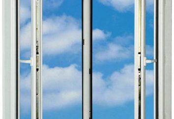 Dostosuj plastikowe okna niezależnie od instrukcji. Dostosować okno z tworzywa sztucznego na zimę
