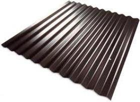 telhados de ferro: material de Vantagens