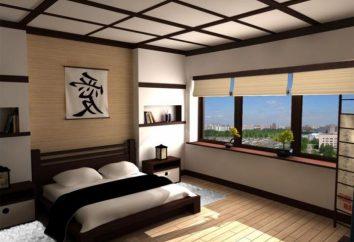 Quarto no estilo japonês: simples, elegante, nobre