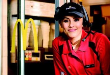 """Trabalhar em """"McDonald."""" Comentários empregado comum"""