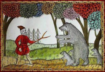 """""""The Tale of medvedihe"""" – le contenu de la prose"""