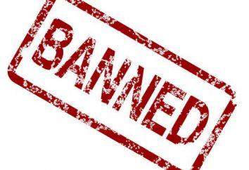 Ban – o que é essa palavra?