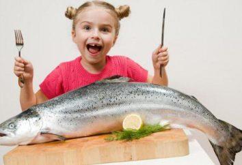 Ryby dziecko, kiedy dać i gdzie zacząć?