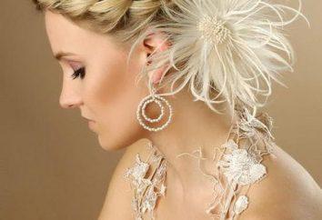 """Jak piękne pin up your: Włosy w stylu """"kwiat"""""""