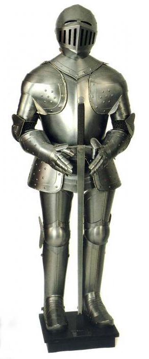 Nomi famosi dei cavalieri del medioevo un elenco di for Nomi scrittori famosi