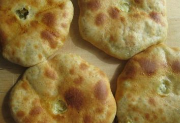 Tarte au fromage et aux herbes – recette avec des photos