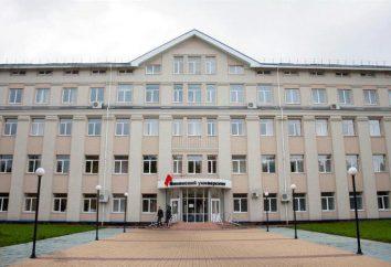 Universidad pedagógica (Nizhny Novgorod). Nizhny Novgorod Universidad Estatal Pedagógica nombre de Kozma Minin