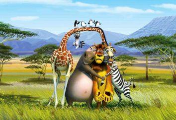 """Jaka jest nazwa lemur """"Madagaskar"""": trzysta gramów emocji z DreamWorks"""