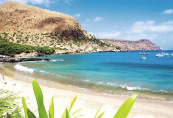 L'isola di Capo Verde o Capo Verde