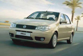 """Specyfikacje """"Fiat Albea» – excellent """"pracowników państwowych"""""""