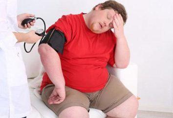 Le cause e le conseguenze di obesità nei bambini, donne e uomini