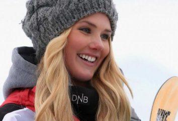 Le snowboardeur norvégien Norendal Sillier