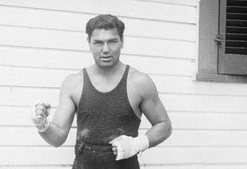 Dzhek Dempsi, bokser: Biografia, kariera sportowa