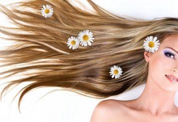 Come schiarire i capelli senza danni in casa. rimedi popolari