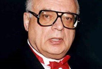 """Słynny prezenter """"co? Gdzie? Kiedy?"""". Woroszyłow Vladimir Yakovlevich: biografia, rodzina i kariera"""
