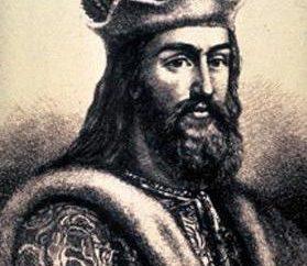 Príncipe Vladimir de Kiev. Vladimir Svyatoslavich