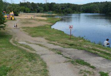 Plage « rive gauche », Moscou: description, caractéristiques et commentaires