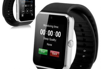 """""""Smart"""" Inteligentny zegarek GT08 oglądać: opinie"""