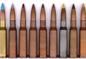 balas explosivas: o dispositivo, o uso da caça e da história da criação