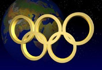 anelli olimpici riunire le nazioni e continenti