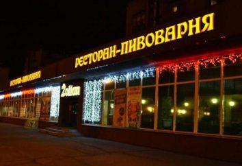 El ir a Novokuznetsk: Restaurante – una opción popular
