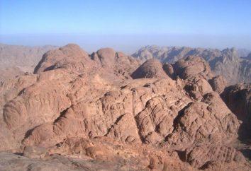 Sinai (Góra). Wycieczki na Górę Mojżesza