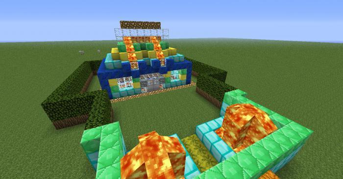 comment faire des choses dans minecraft est facile et rapide. Black Bedroom Furniture Sets. Home Design Ideas