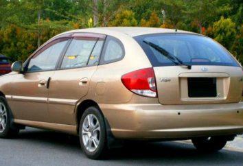 « Kia Rio » (wagon): les choses les plus intéressantes au sujet des années 2000 de voiture sud-coréens