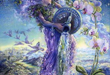 Wassermann, eine Frau in der Liebe – was ist das? Was der Mensch braucht eine Frau Wassermann?
