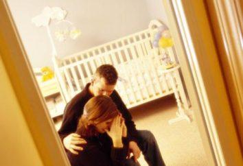Les causes de la fausse couche en début de grossesse, les symptômes