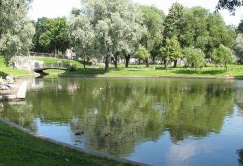 """Yusupov Gardens. Wcześniejsze i obecne Petersburg """"perły"""""""