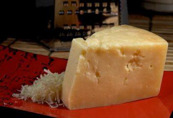 ¿Qué puede sustituir el queso parmesano César? Cómo queso puede ser reemplazado con parmesano?