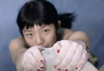 Die 15-jährigen Mädchen können der beste Kletterer der Welt werden