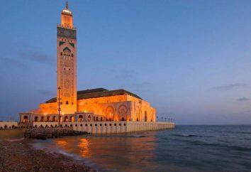 Lussuosa moschea di Hasan II – una visita di Casablanca