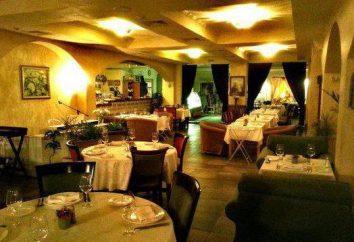 Aquila Cafe e ristoranti. Caratteristiche, indirizzi, recensioni visitatori
