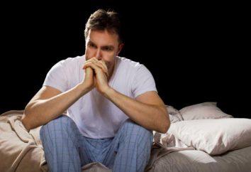 Por falta de sono pode ser um adulto durante a noite? O que fazer neste caso?
