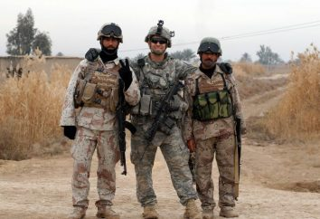l'esercito americano. Il servizio nell'esercito degli Stati Uniti