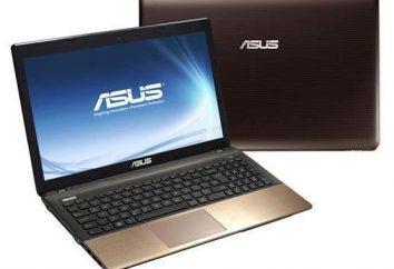 ASUS K55VJ: Opis i cechy laptopa
