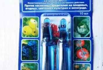 """Effektiver Pflanzenschutzmittel, Gebrauchsanweisung: """"BBC New 58"""""""