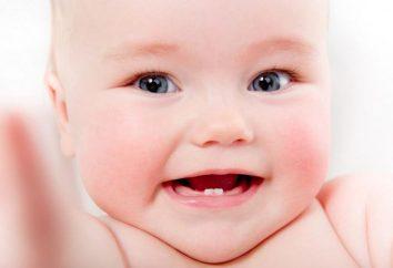 W jakim wieku dzieci myją zęby, i jak?