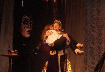 Niezależny Moskwa teatru: repertuar, aktorów