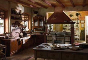 Les cuisines de style rustique sont de plus en plus populaires