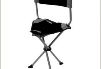 Krzesło składane turystyczny – przydatna cecha w turystyka, wędkarstwo i domów letniskowych