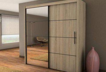 armoire portes avec leurs mains. Comment construire et installer des portes coulissantes pour armoires avec leurs mains? Installation de portes garde-robe avec ses mains