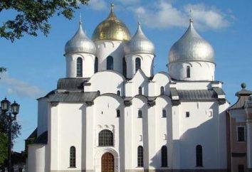Cattedrale di Santa Sofia a Novgorod – capolavoro millenario